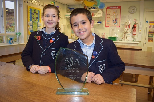 ISA-STEM-award-Parsons-Green-Prep-School-Fulham-London-UK-education-learning