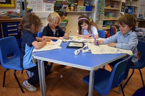 Reception-Enterprise-Week-Parsons-Green-Prep-Fulham-SW6-London-education-teaching-UK
