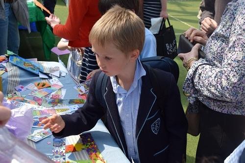 Year-3-bookmarks-Enterprise-Week-Parsons-Green-Prep-School-Fulham-SW6-London-UK-education