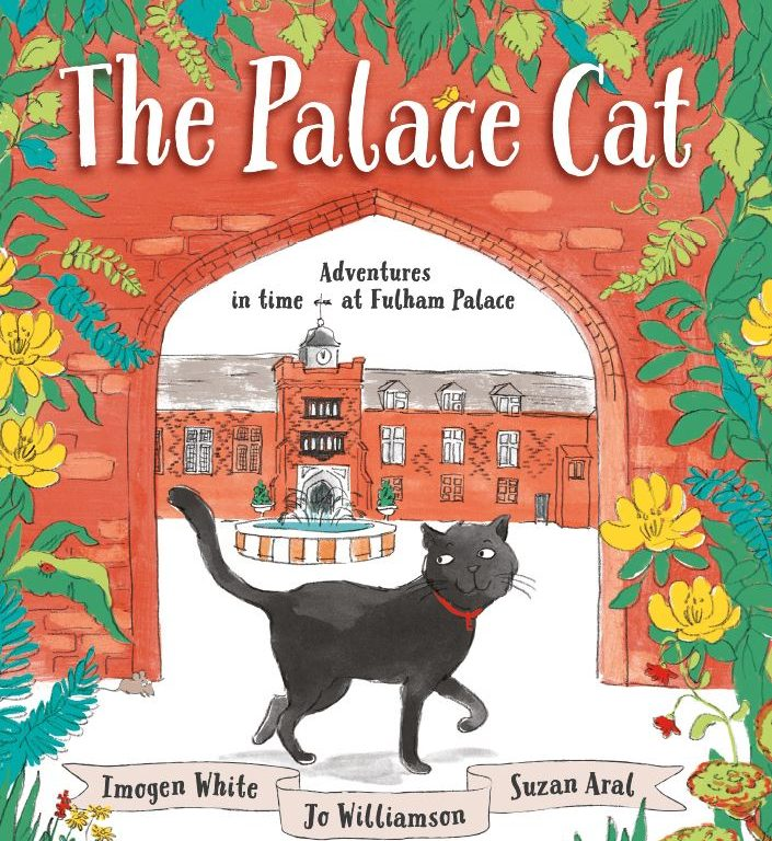 The Palace Cat front cover