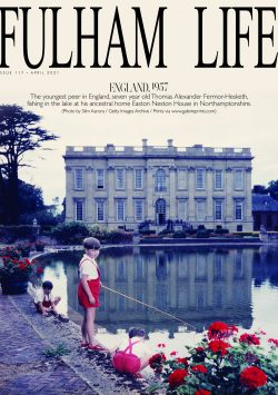 Fulham Life Magazine Cover Large