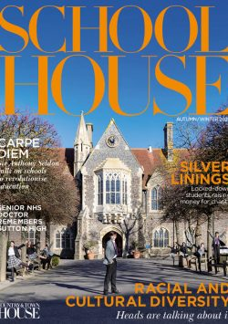 School House Magazine cover