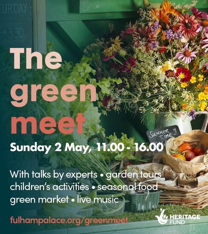Parson Green Prep School Green Meet Poster